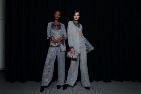 Giorgio Armani womenswear  Autumn/Winter 20/21 Collection