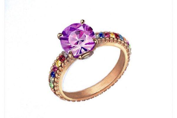 Fabergé Celebrates September's Birthstone: Sapphire