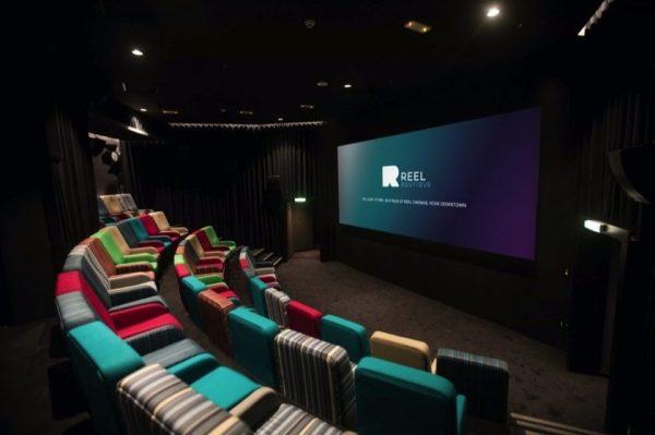 Private Hotel Floor + Private Cinema
