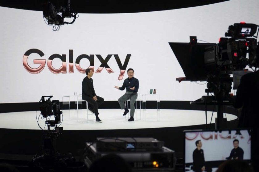 أول حفل افتراضي لإطلاق أجهزة Galaxy الجديدة