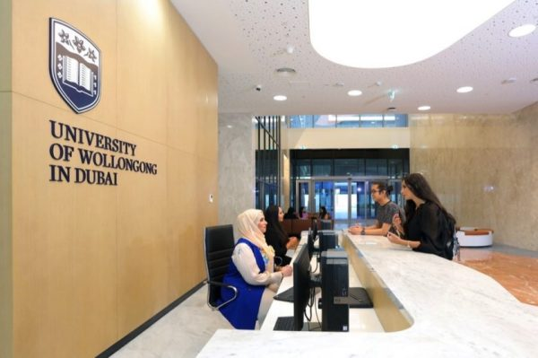 University of Wollongong in Dubai Opens Door