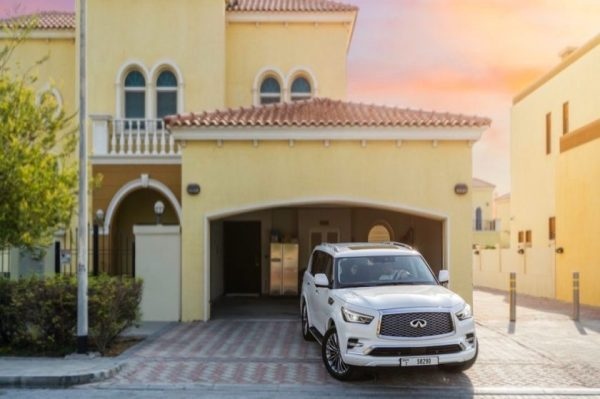INFINITI  partners with ADCB for a whole week of offers