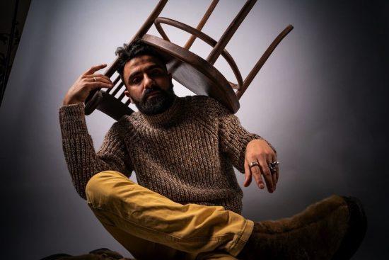 Love at first sight as Jordanian hip hop star Emsallam drops new