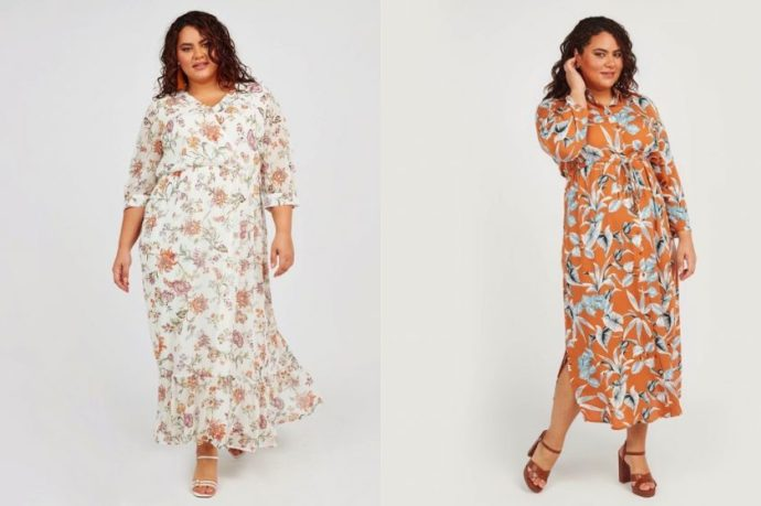 Six stunning dress styles for curves