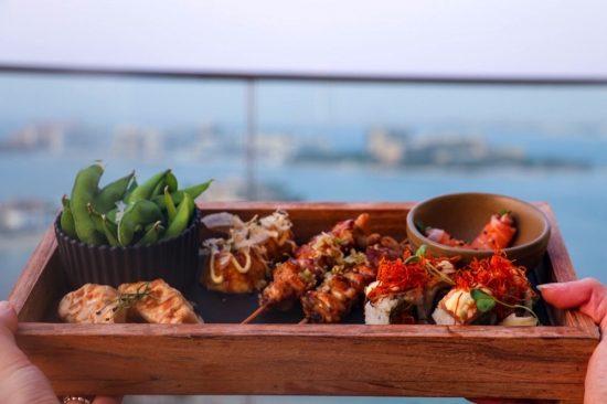 HANAMI Brings Sunset Sips to the Dubai Skyline