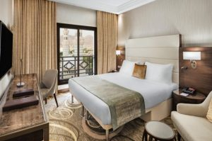 Millennium and Copthorne Makkah Al Naseem welcome back guests