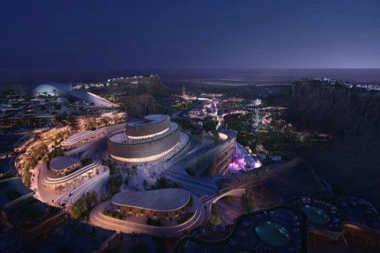 مشاريع بقيمة 810 مليارات دولار أمريكي لمساعدة قطاع السياحة