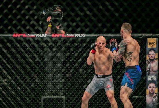 Abu Dhabi-UFC Partnership Is 'A Driving Force
