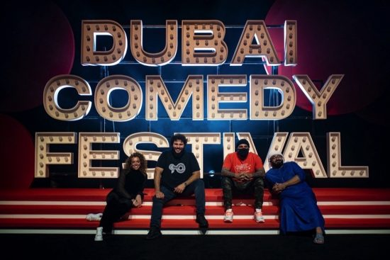 Dubai Comedy Festival Comes to an End