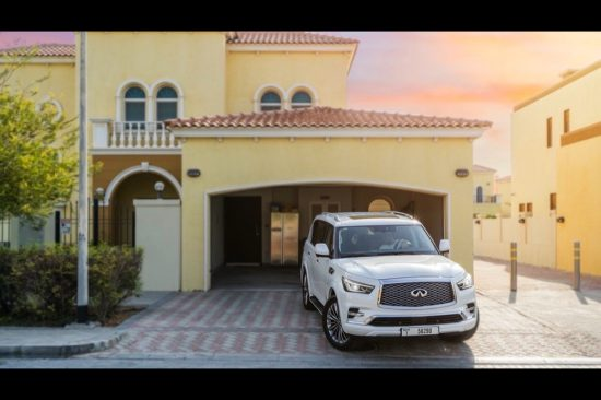 INFINITI of Arabian Automobiles wants you driving your dream car
