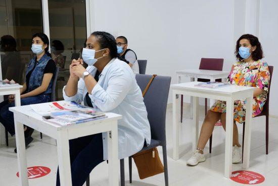اكتشفوا آفاق اللغة الفرنسية بالمقرّ الجديد  للرابطة الثقافية الفرنسية في  أبوظبي