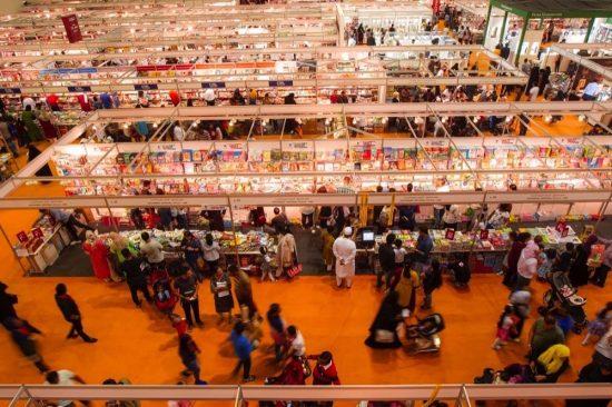39th Sharjah International Book Fair begins on Nov 4
