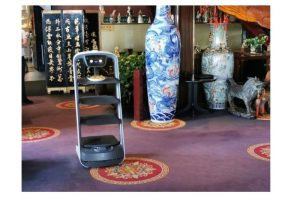 Reasons the Largest Chinese Restaurant in the Netherlands Uses the Pudu Robotics Food Delivery Robot