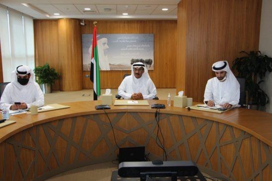 His Excellency Dr Abdullah Belhaif Al Nuaimi Highlights