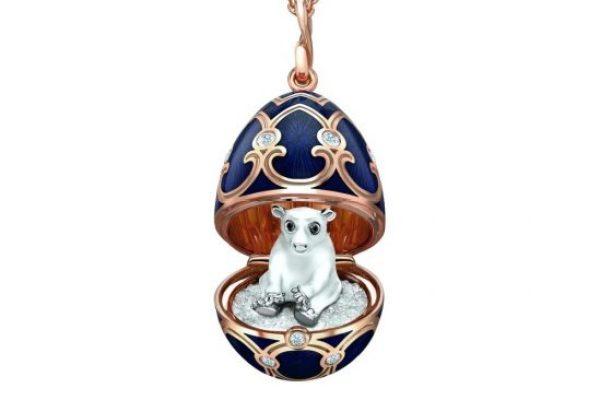 Fabergé Launches New Polar Bear Surprise Locket