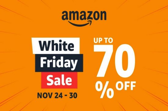 AMAZON.AE'S BIGGEST SALE OF THE YEAR IS BACK