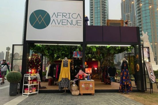 ASHANTE DESIGN CURATES 2nd EDITION of AFRICA AVENUE at RIPE MARKET
