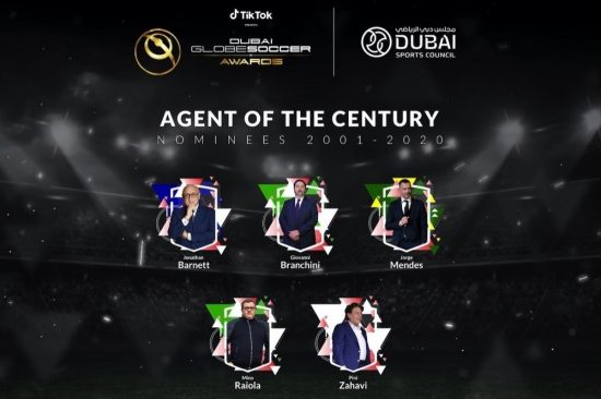 Dubai International Sports Conference and Dubai Globe