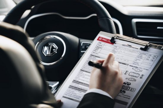 MG Offers Best-in-Region Manufacturer's Warranty on all MG Cars
