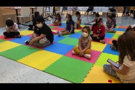 Gargash Hospital and DermoViva Baby educate little ones on hygiene