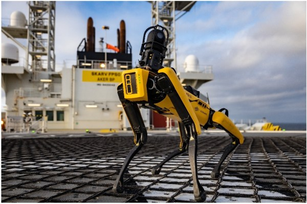 Aker BP and Cognite Pioneer Robotics Deployment Offshore to Transform Oil and Gas Industry with Autonomous Mission
