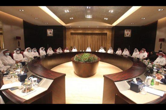 مجلس إدارة غرفة الشارقة يعتمد الخطة التشغيلية لعام 2021