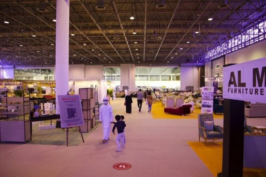 Massive turnout in first days of 'Furniture 360' and 'Trendz 2020'