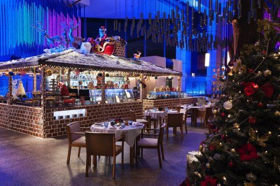 Dubai Festival City Brings the Holiday Cheer