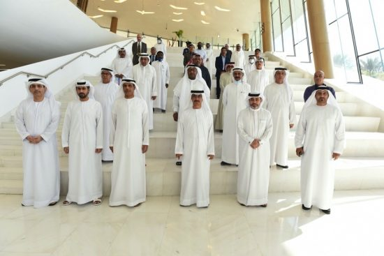 Dubai Customs honours long-serving employees