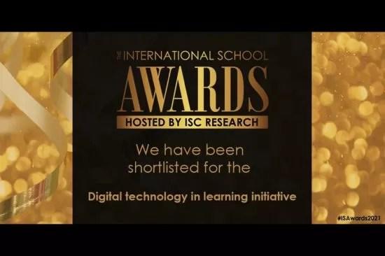 Deira International School Shortlisted