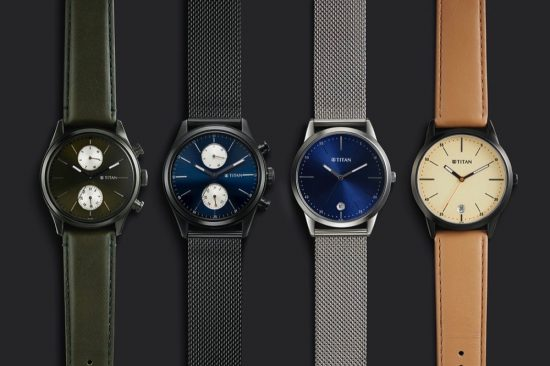 TITAN WATCHES LAUNCHES NEW ELMNTCOLLECTION