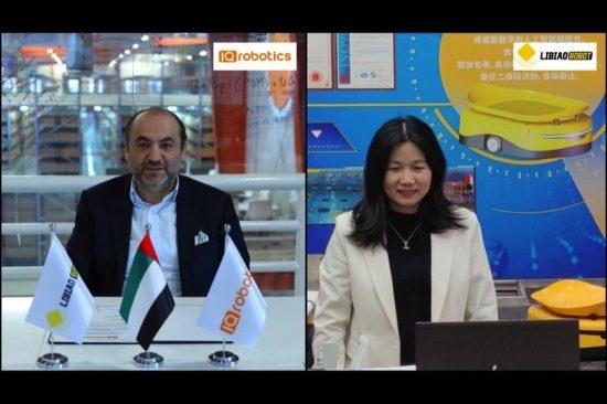 IQ Robotics announces strategic partnership