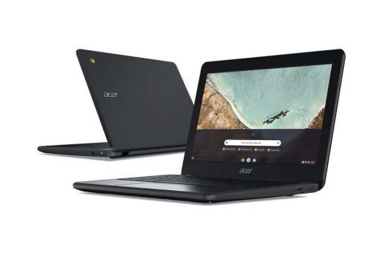 آيسر تكشف عن حاسوبي Chromebook بشاشة 11 بوصة