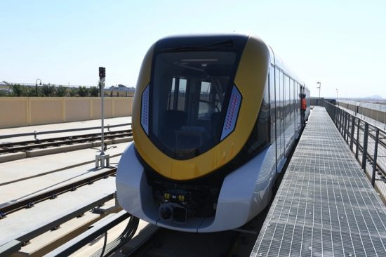 Alstom Innovates Towards a Sustainable Future for Rail Transport