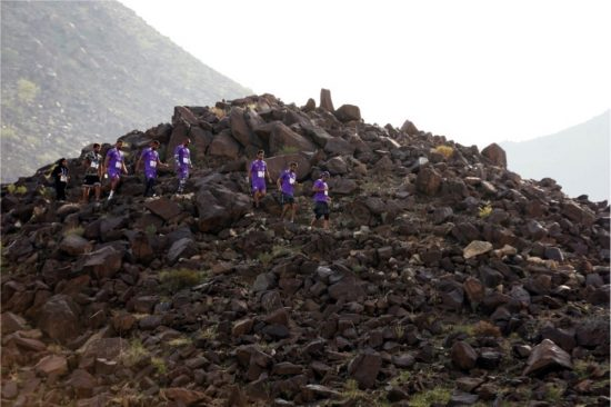 Ajman Tourism hosts Masfout Trial Run