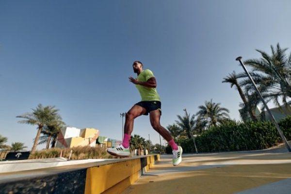 ADIDAS CALLS ON THE UAE COMMUNITY TO REDEFINE 2021