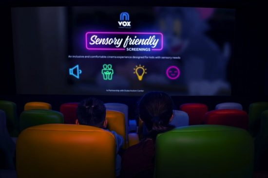 VOX Cinemas launches Sensory Friendly Screenings