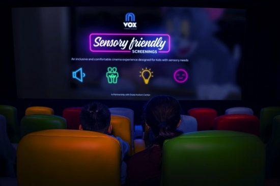 VOX Cinemas launches Sensory Friendly Screenings