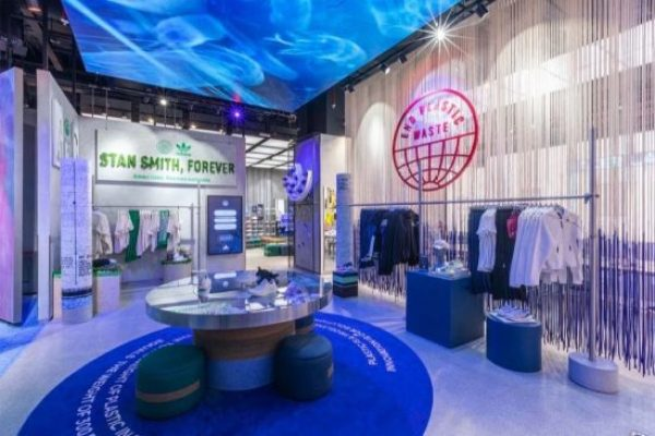 ADIDAS LAUNCHES THE FIRST GLOBAL FLAGSHIP STORE IN THE REGION