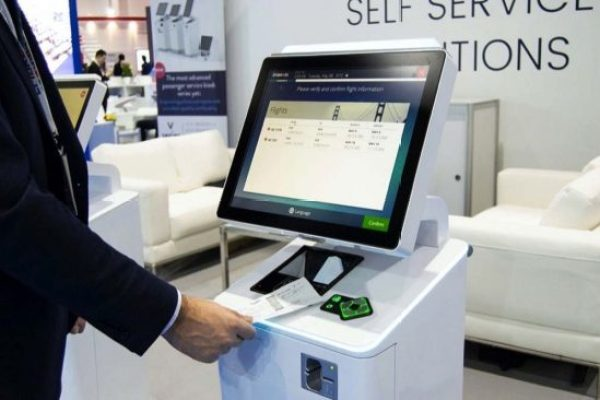 Contactless technology adoption at airports