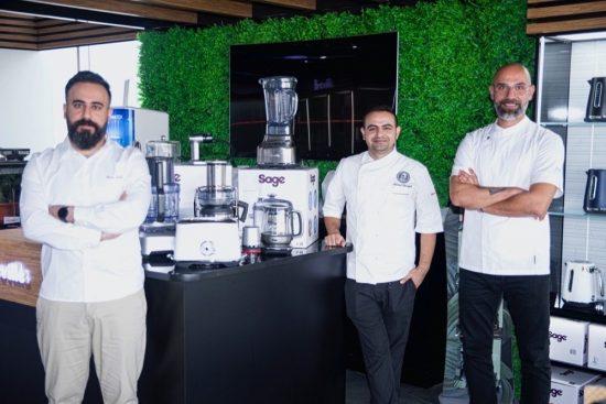Celebrity Chefs prepare delicious Ramadan Iftar with Sage