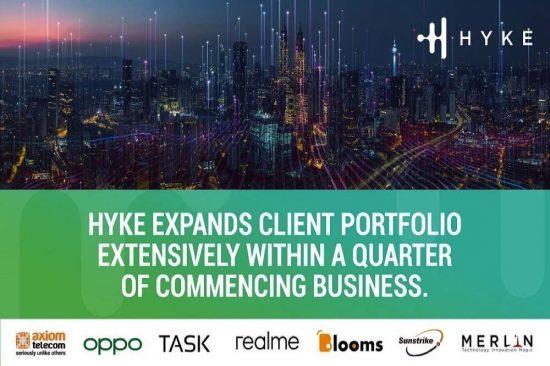 Digital Distribution Platform HYKE Expands Client