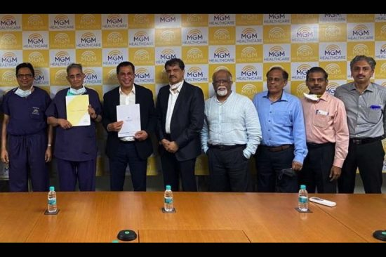 Meitra Hospital Joins Hands with MGM Healthcare