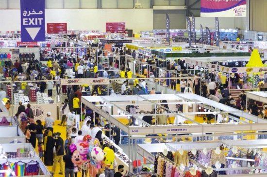 إكسبو الشارقة يسدل الستار عن فعاليات معرض ليالي رمضان