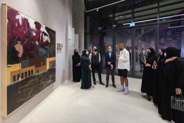 Hala Badri inaugurates third edition of Foundry in Dubai