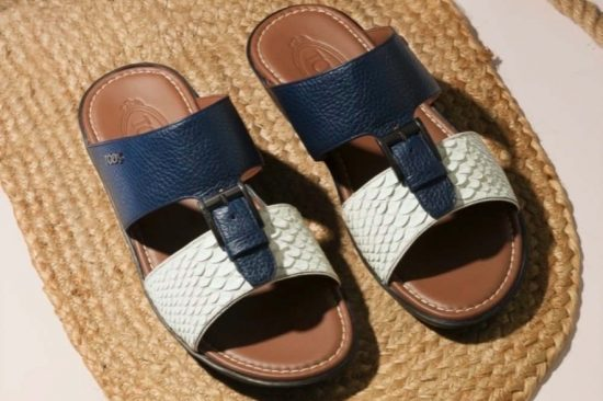 TOD'S LIMITED EDITION ARABIC SANDAL