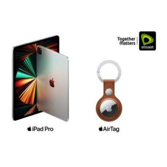 """""""اتصالات"""" تتيح iPad Pro الجديد بشبكة الجيل الخامس وجهاز AirTag"""