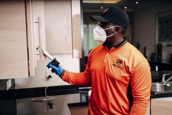 Professional pest control service providers form Pro Shield