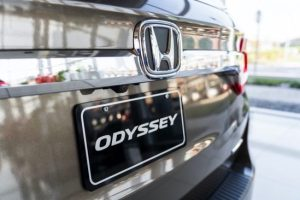 Al-Futtaim's Trading Enterprises launches customized Honda Odyssey Touring