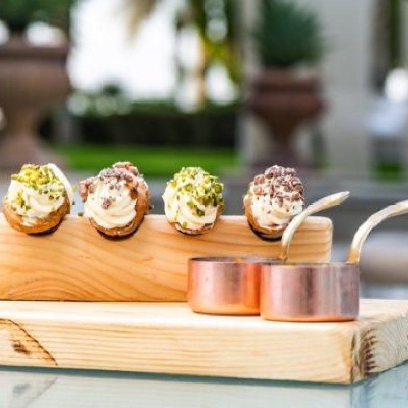 """ابدأ موسم الصيف في مطعم """"لا بيسينا"""" في فندق بلازو ڤيرساتشي دبي"""